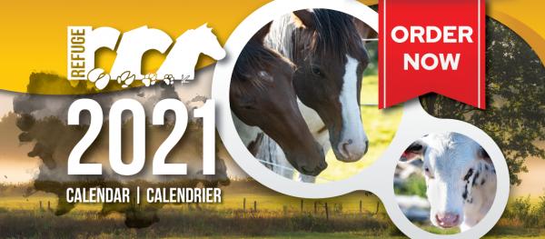 2021 Refuge RR Calendar